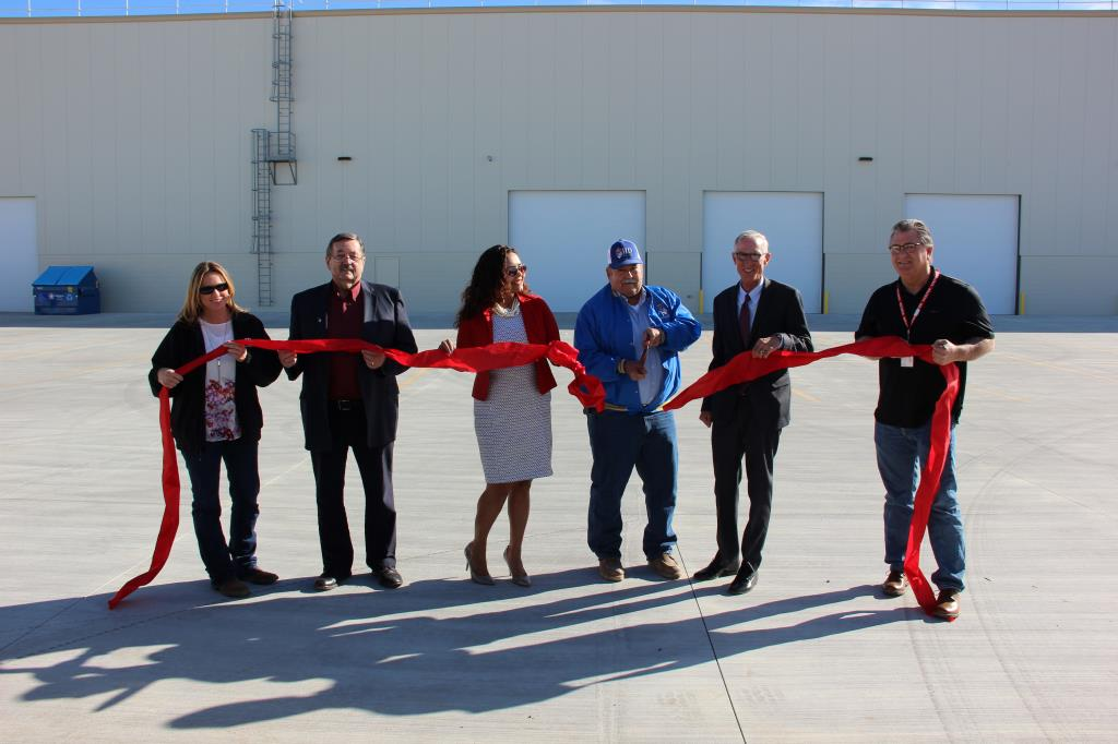 Fleet Shop Ribbon Cutting