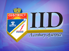 IID reminds customers that electric service continues, disconnections suspended